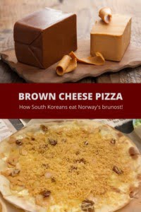 Brown Cheese Pizza Pin