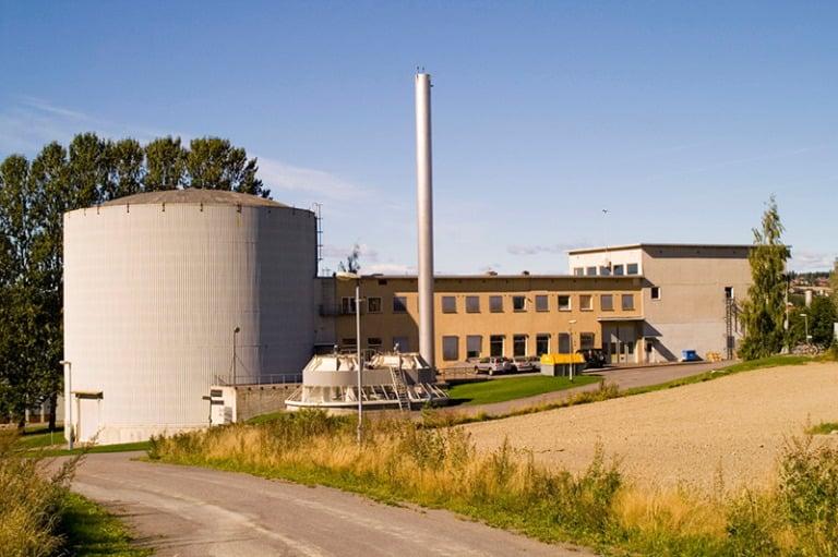 JEEP II reactor at Kjeller, Norway.