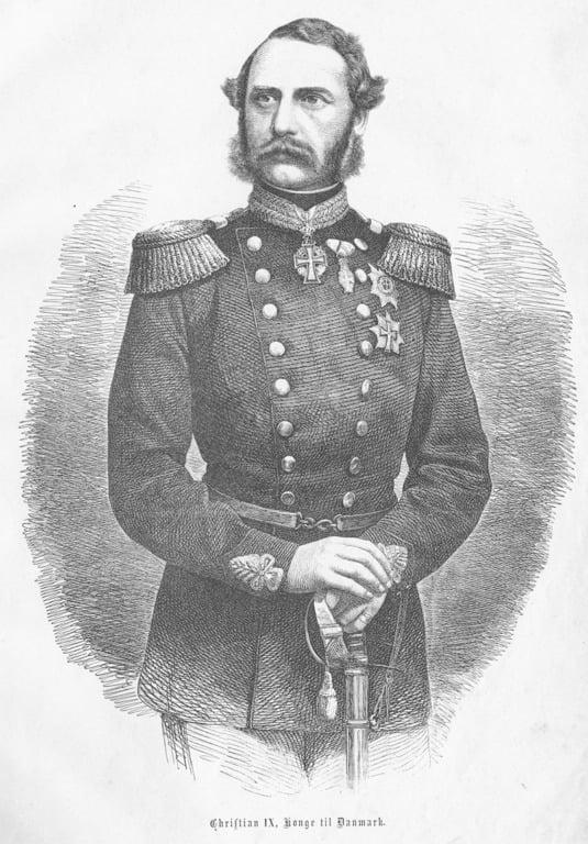 King Christian of Denmark