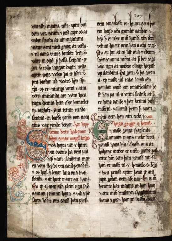 The Sheep Letter in Old Norse