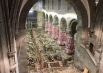 Was Stavanger Cathedral Built on a Viking Settlement?