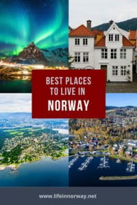 Best Places To Live In Norway Pin