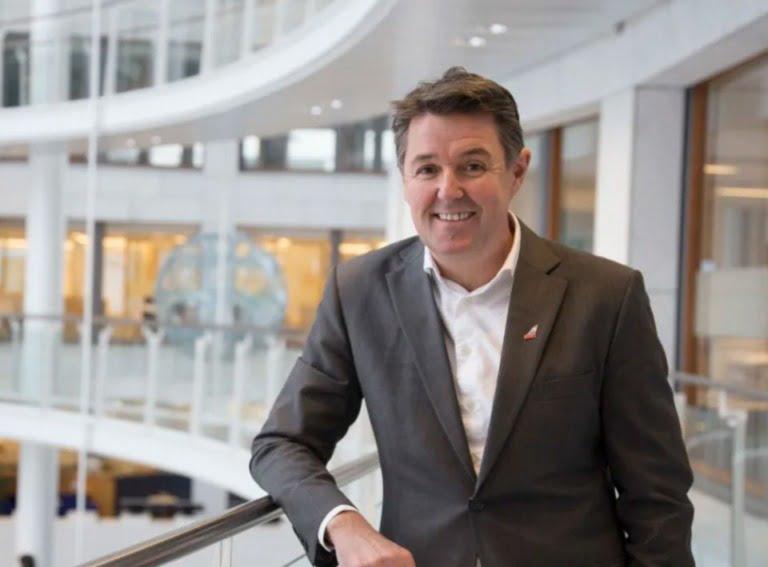Geir Karlsen new CEO of Norwegian Air