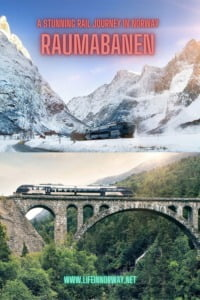 Norway Rauma RailPin