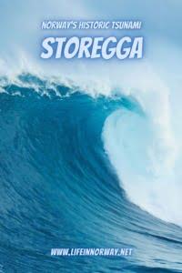 Norway's historic Storegga tsunami pin