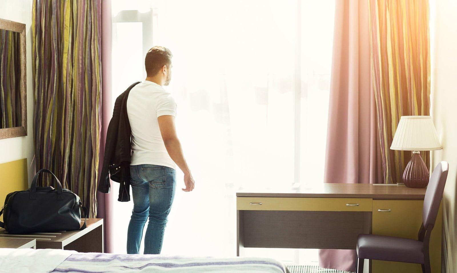 Man in Norwegian quarantine hotel