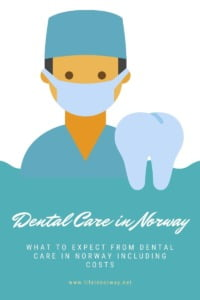 Dental Care in Norway Pin
