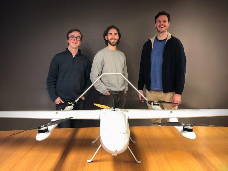 The Aviant startup team.