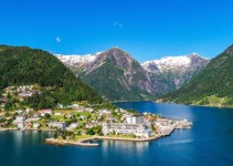 Balestrand, Norway: A Stunning Sognefjord Village