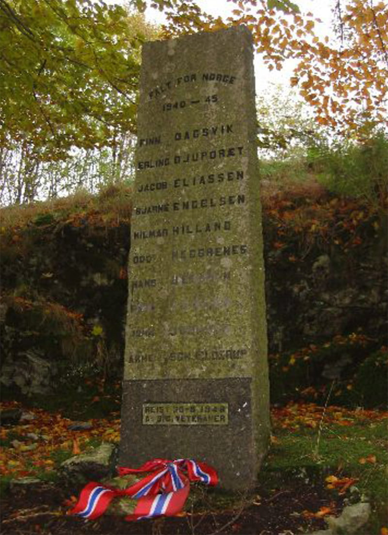Bergen boys home war memorial