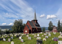 Hegge Stave Church: A 13th Century Gem in Valdres