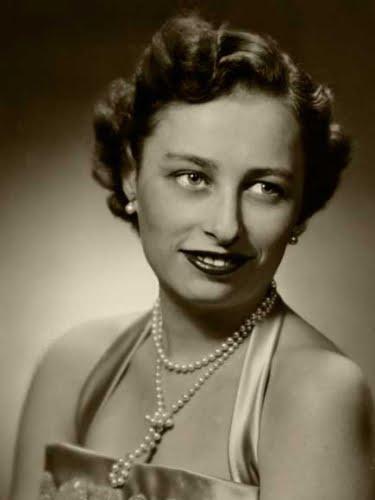 Prinsesse Ragnhild 1952 (Foto: A. Thorsrud. Rude foto. Det kongelige hoffs fotoarkiv)