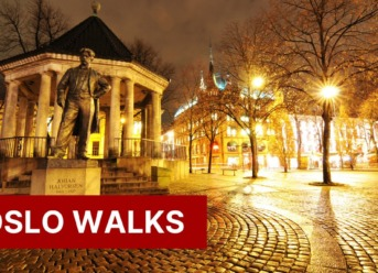 Watch: Walking Tour Videos of Oslo