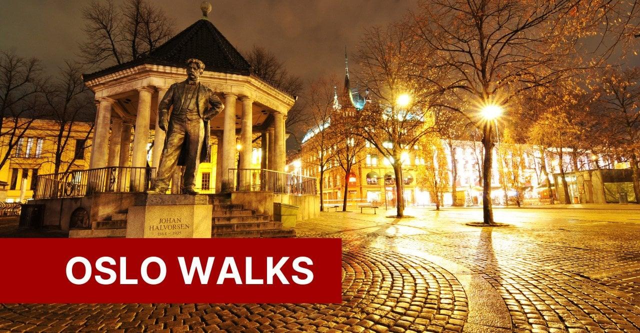 Oslo walks videos