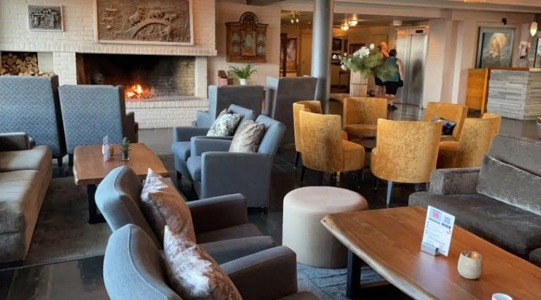 Radisson Beitostølen lobby bar