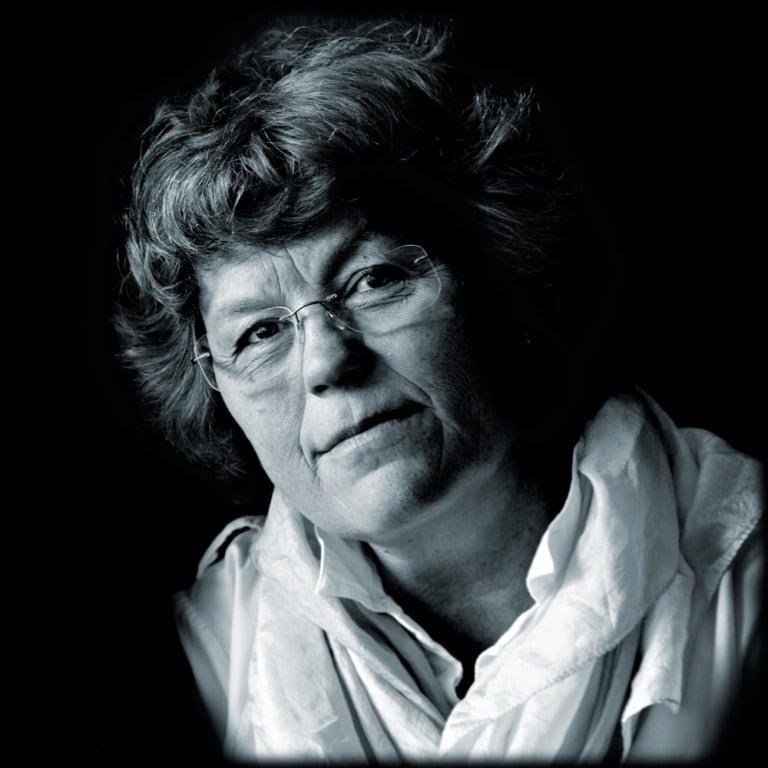 Norwegian author Anne Holt