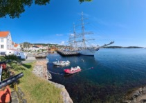 Risør: Southern Norway's Coastal Gem In Pictures