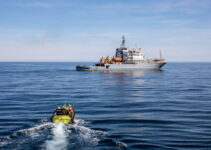 In Pictures: The Norwegian Coast Guard