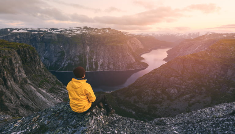 Norway's Trolltunga hike is now a National Tourist Trail.