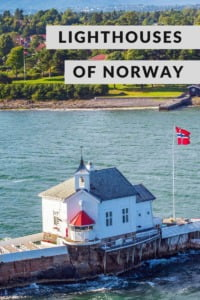 Lighthouses of Norway Pin