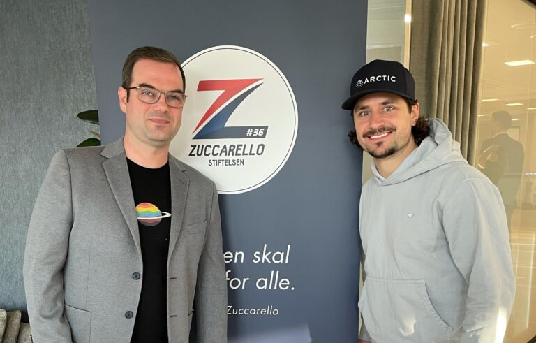 Life in Norway meets Mats Zuccarello