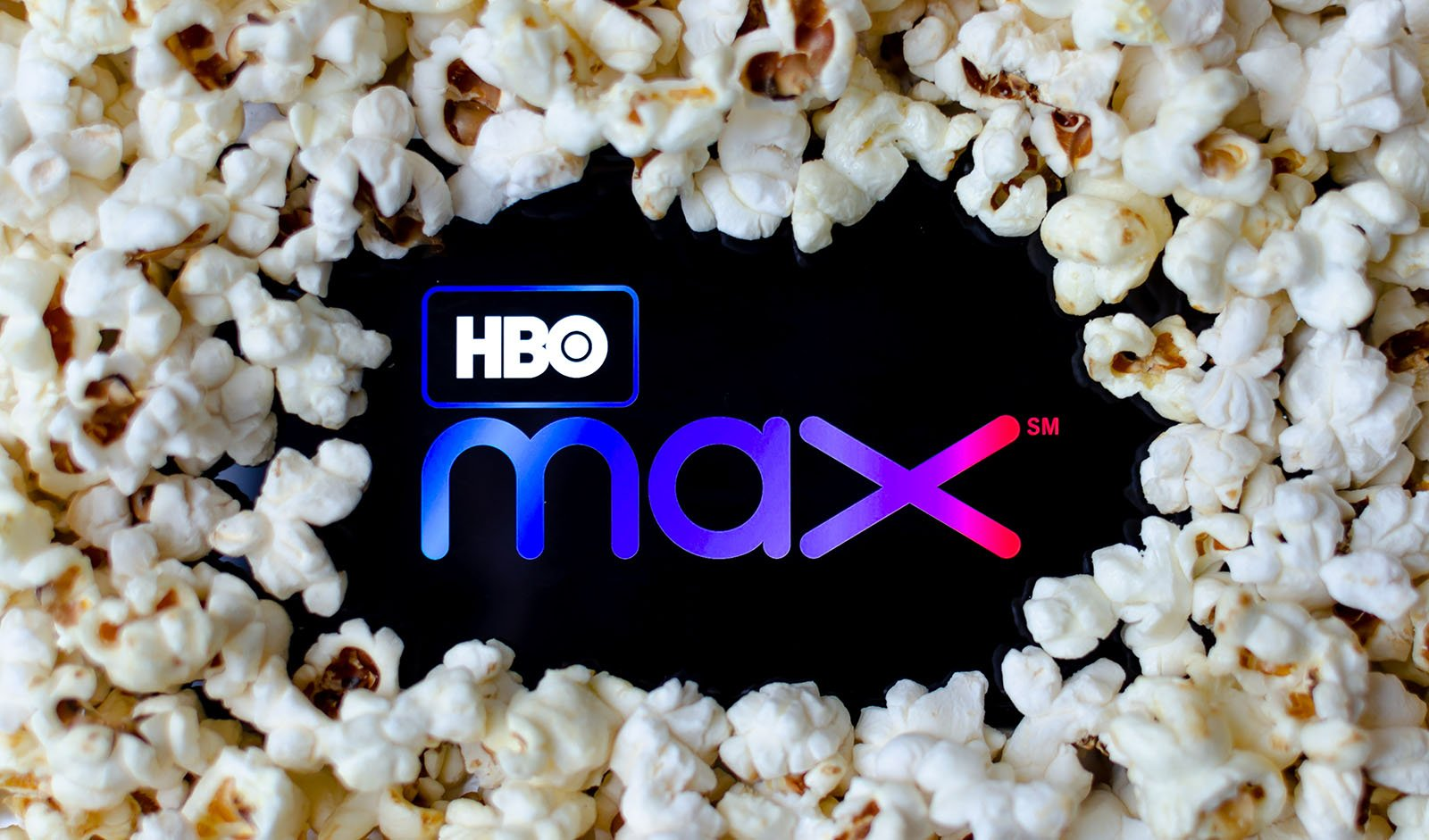 HBO Max in Norway and popcorn