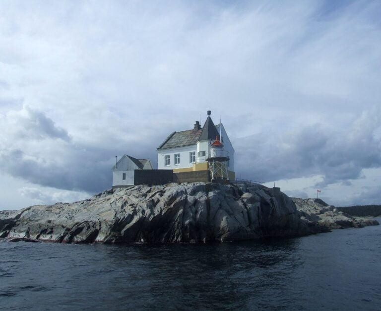 Saltholmen lighthouse