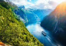 How Are Fjords Formed?