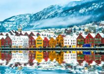 Bergen in the Winter: Photos from Norway's Second City