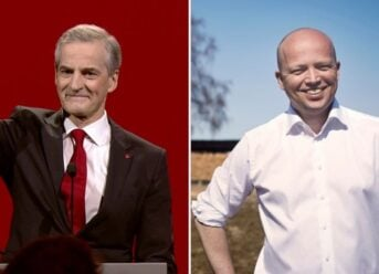 Norway's Labour & Centre Parties Present Minority Government Plan