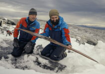 Oldest Ever Set of Skis Discovered In Norway